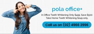 Teeth Whitening Pola Office Plus Banner