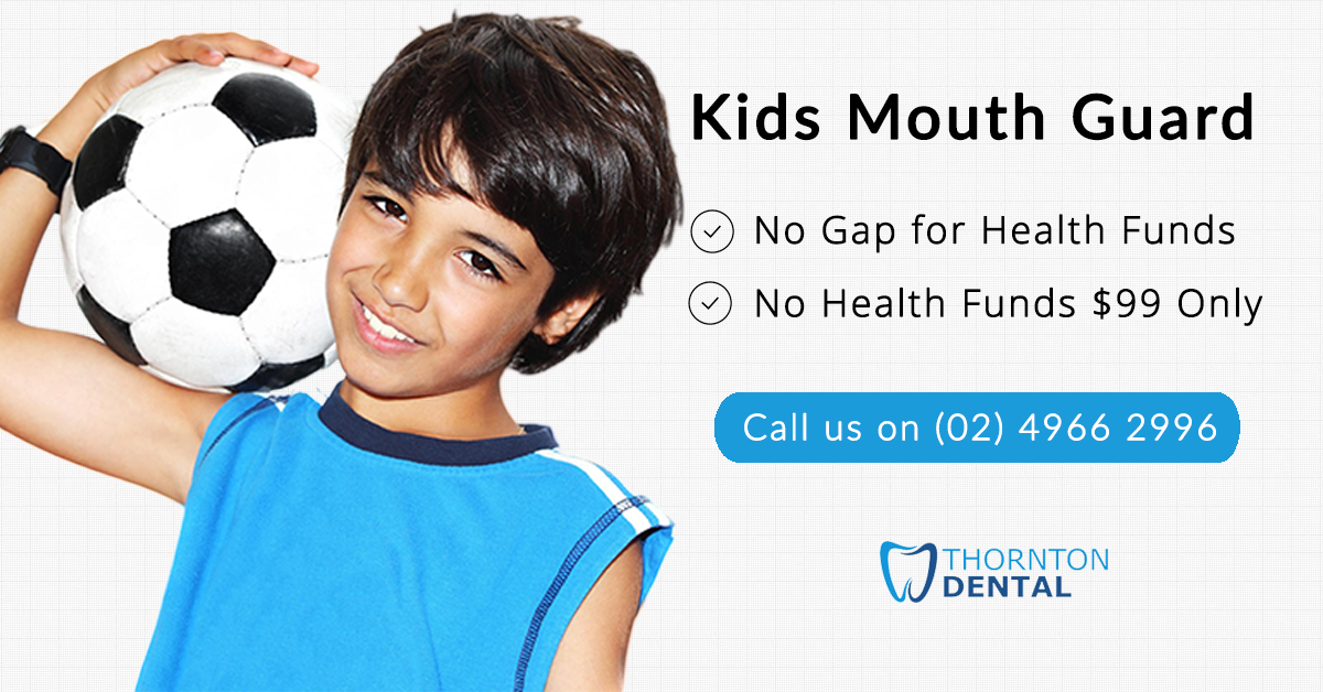 Thornton Dental Mouthguard Specials Banner | Dentist Thornton