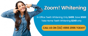 Thornton Dental Zoom Whitening Banner Dentist Thornton