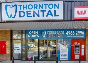 Thornton Dental Clinic Facade | Dentist Thornton
