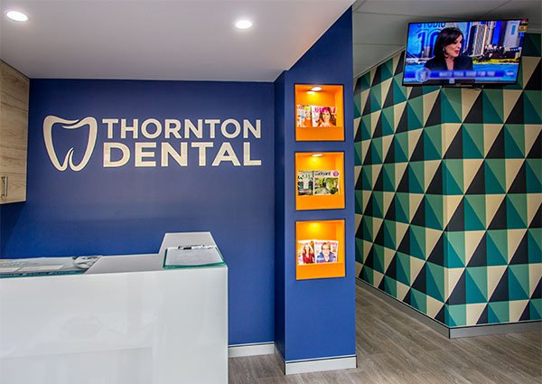 Smiling Family Outdoor | Dentist Thornton