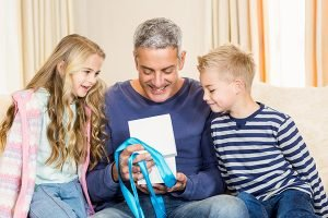 Show You Care Give Dental Health for Fathers Day | Dentist Thornton