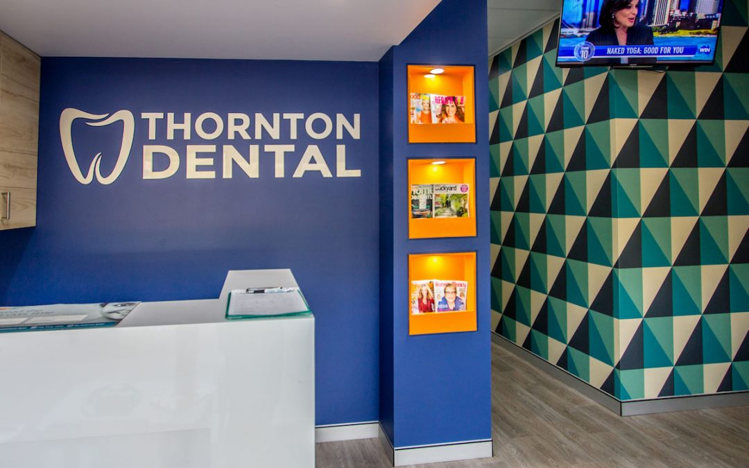 Why a Visit to Thornton Dental Brings Smiles!